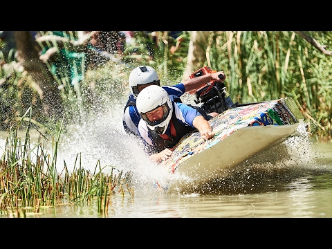 What is the Riverland Dinghy Derby?!!!