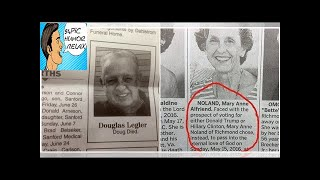 Hilarious obituaries prove that comedy endures wel...