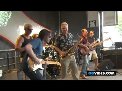 """Band Together CT Performs """"Changes"""" at Gathering of the Vibes 2011"""