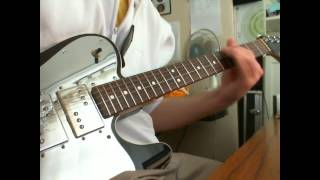 Witchcraft   Wolfmother   Guitar Cover