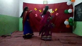 nazima,mahek l class vi l unique talent school l