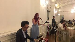 Part Of That World Dreambird Music Live Band for Corporate Event Entertainment and Weddings
