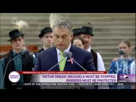 Viktor Orban: Europeans Rising Against Liberal Media And International Capitalism