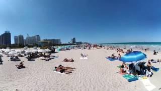 Miami South Beach Florida LG 360° Video Camera Fusion