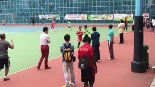 [港島東區小學校際足球比賽. 八強 ] HKUGA vs 救