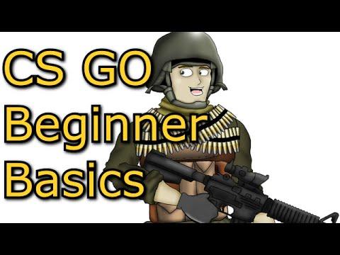 CS GO - Basic Beginners Tutorial E01 Tips and Tricks.