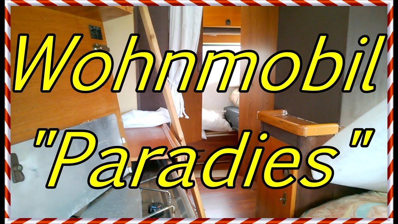 Wohnmobilparadies - unsere Eindrücke - YouTube