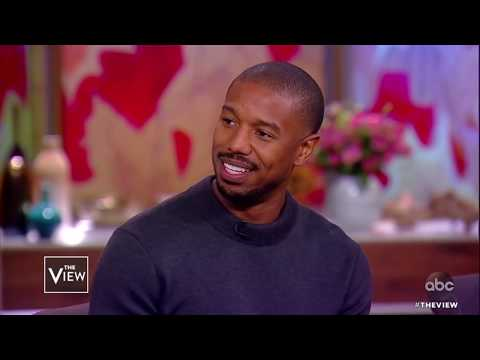 Michael B. Jordan on Thanksgiving traditions and new movie 'Creed II'