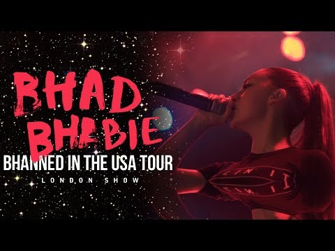 BHAD BHABIE - Live in London w/ Ski Mask The Slump God | Danielle Bregoli