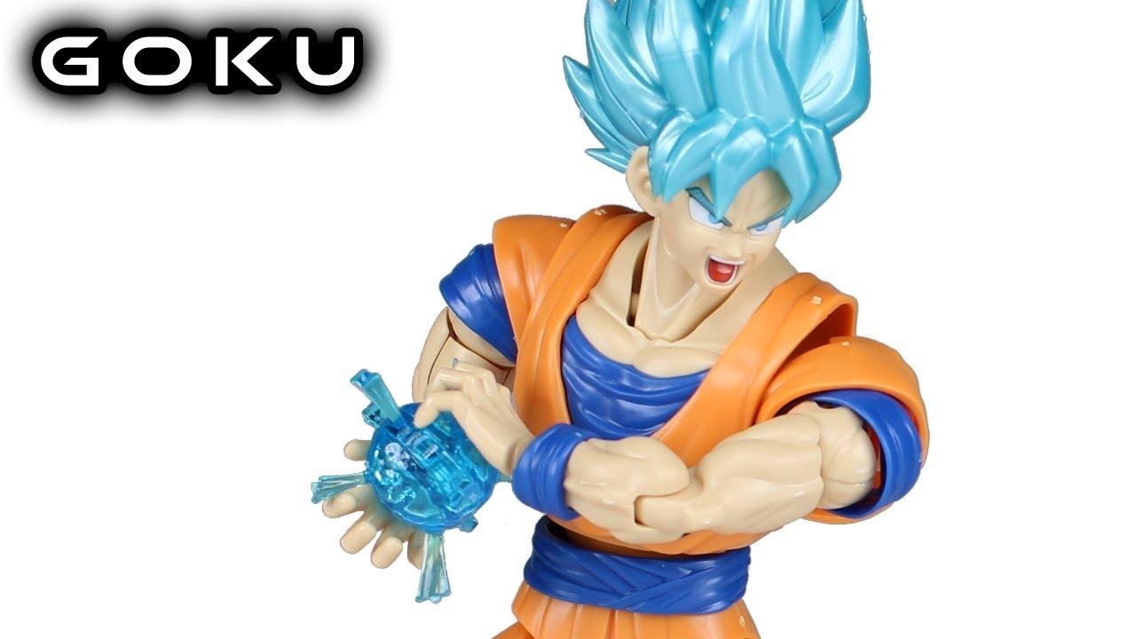 Figure-rise Standard Dragon ball Super Saiyan God Son Gokou Goku kit Bandai ***