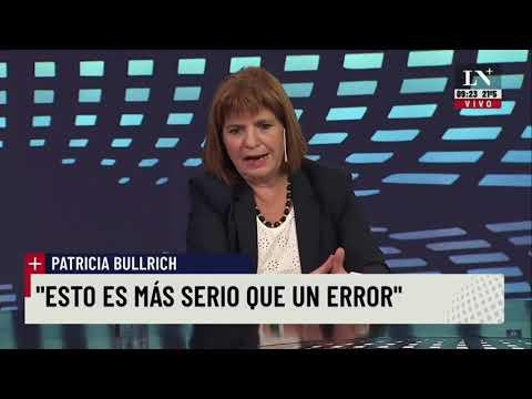 Sorpresa: Patricia Bullrich contra Quirós por la vacunación VIP