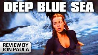 Deep Blue Sea -- Movie Review #JPMN