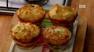 Vegetable Lasagne - Mummy Ka Magic