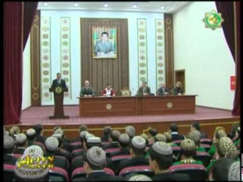 Turkmenistan TV: Energy Conference