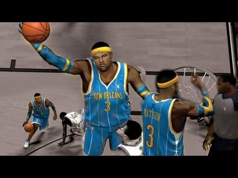 NBA 2K13 MyCareer: My Five Signature Skills | Kyle Watson Punches The Referee