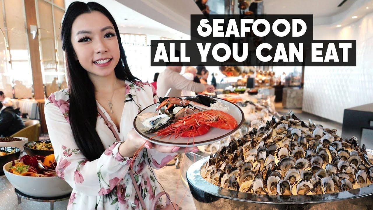 This Seafood Buffet was WORTH IT! - Epicurean (Goodbye Sydney)