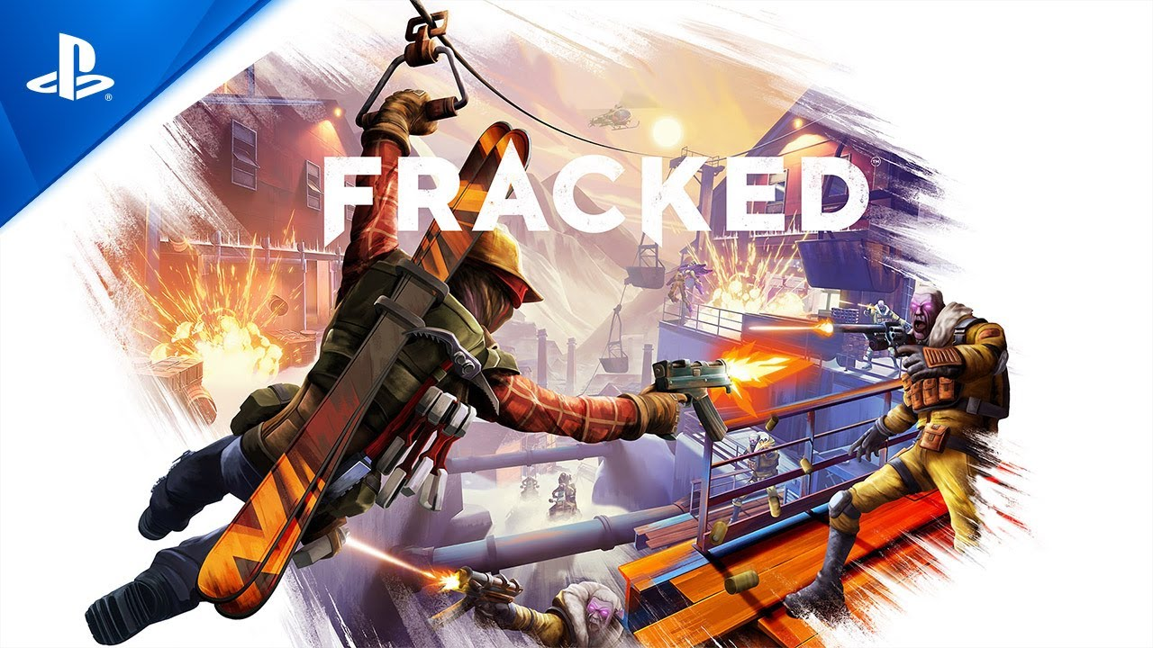 Fracked - Launch Trailer | PS VR