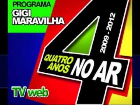DIVULGAÇÃO PROGRAMA GIGI MARAVILHA -  - 4 ANOS - Amaral TV - Direção Geral Marcelo Bento