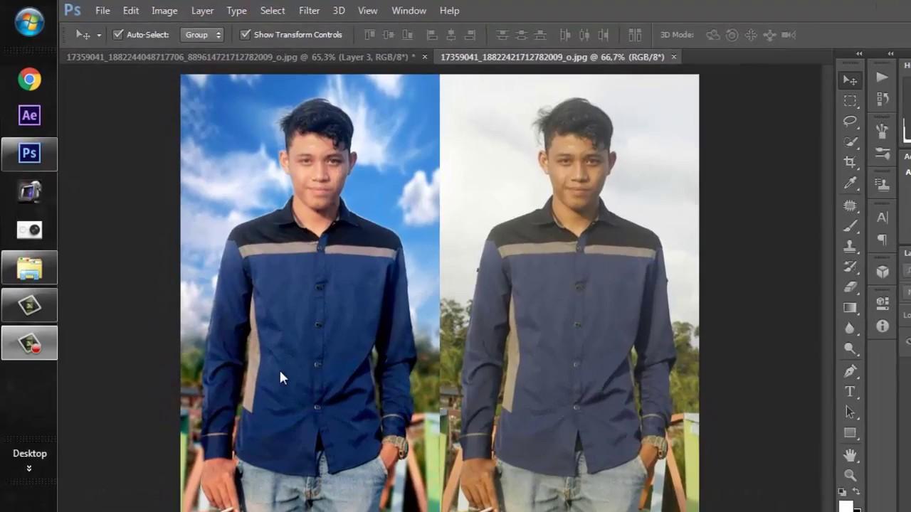 Download 66 Background Awan Photoshop Gratis Terbaik