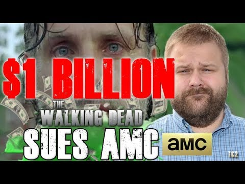 Robert Kirkman and The Walking Dead Producers Sue AMC For what Could be Over 1 Billion Dollars!