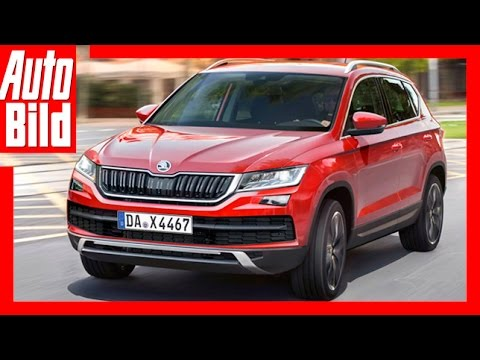 skoda yeti 2018 yeti in neuauflage youtube. Black Bedroom Furniture Sets. Home Design Ideas