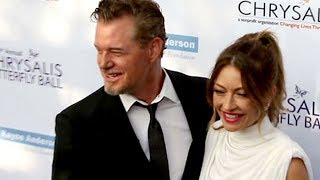 Rebecca Gayheart And Eric Dane At The Chrysalis Butterfly Ball