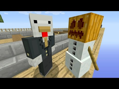 Minecraft Xbox - Sky Den - Train Conductors (54)