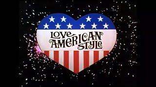 LOVE AMERICAN STYLE Heney Gibson,Marty Allen,Chris Connelly,Shelley Fabares,Joe Flynn,Shari Leeis,Ed
