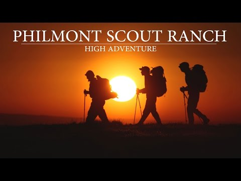 Philmont Scout Ranch: High Adventure Promo