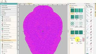 Free Standing Cutwork - Hatch Embroidery Software Tutorial