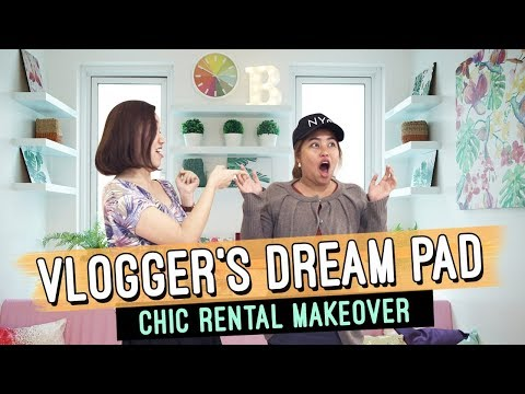 Baninay's Condo Makeover // SMDC Rental Unit Before and After// by Elle Uy