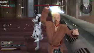 Multi-Singleplayer | Star Wars: Battlefront II (Classic) Campaign - with Swedenboy Gaming - #4