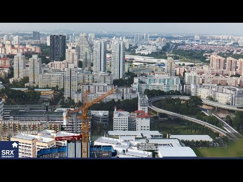 From Chinese Cemetery to Prime Residential Estate