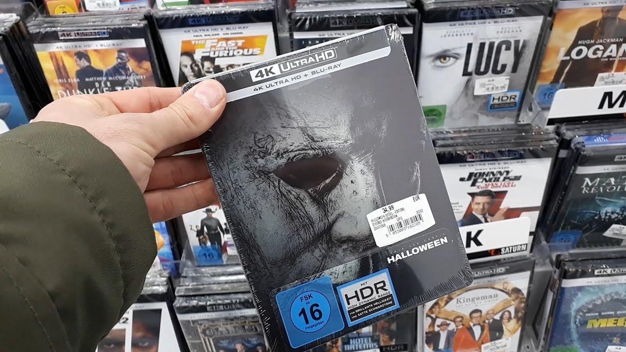 Blu Ray Neuheiten