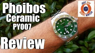 Hit or Miss? Full Review of the $279 Phoibos PY007A Ceramic Auto.