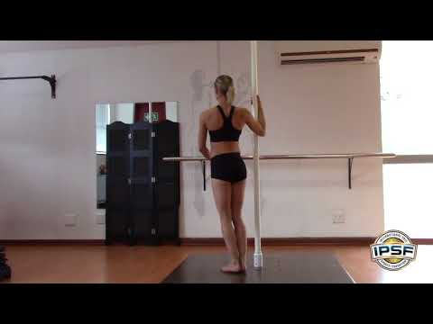 IPSF HOW TO GUIDE TUTORIAL FOR CODE POLE SPORTS SPINS FOR WORLD