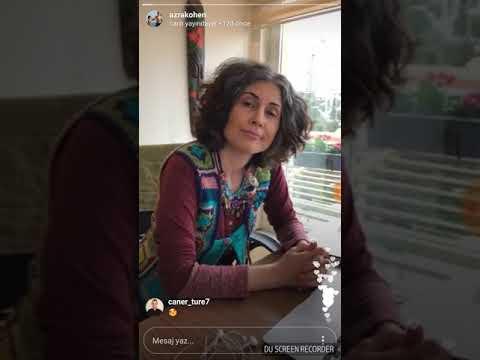 """Azra Kohen- """"Vicdan Nedir ? Ve İnsanlık Için Bir Dilek"""" (23 Şubat 2018)"""