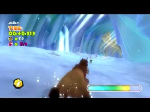 Ice Age 4 : Continental Drift Arctic Games - Gameplay │ Part 3