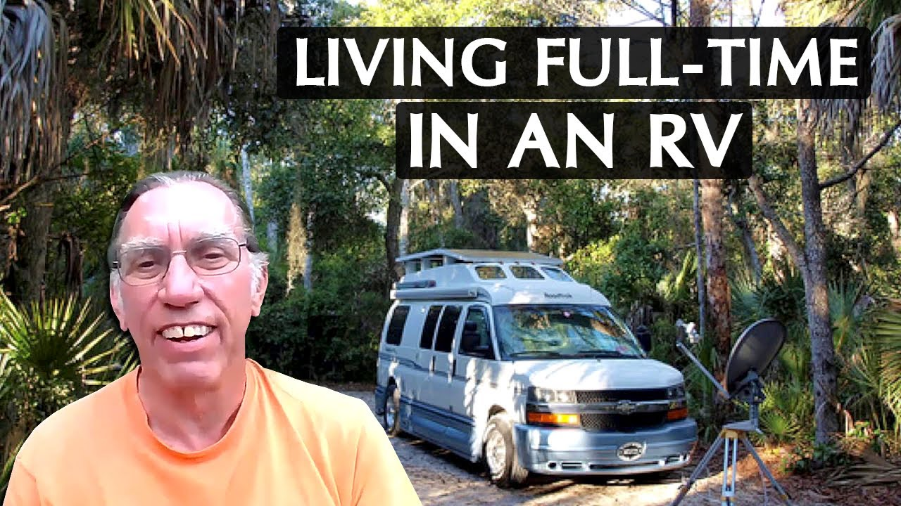 Campskunk's Story: Living Full-time In A Motorhome