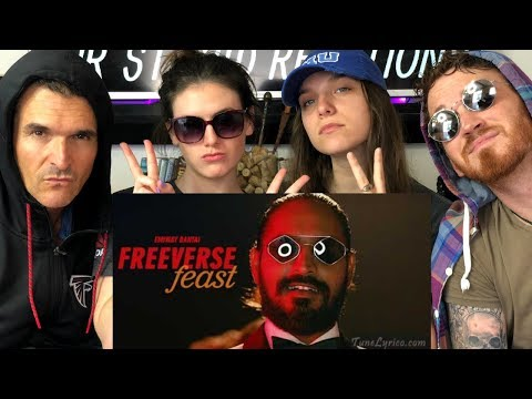 EMIWAY - Freeverse Feast | Reaction from YouTube · Duration:  7 minutes 1 seconds