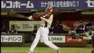 GAM's newest PV (I think). it's about baseball (which i hate)
