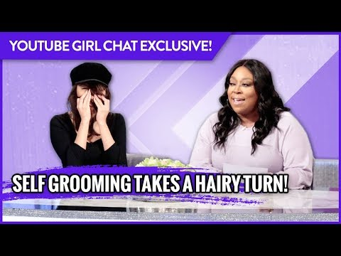Web Exclusive: Self Grooming Takes a Hairy Turn!