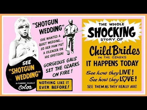 Shotgun Wedding (1963) VHS Trailer - Color / 2:37 mins