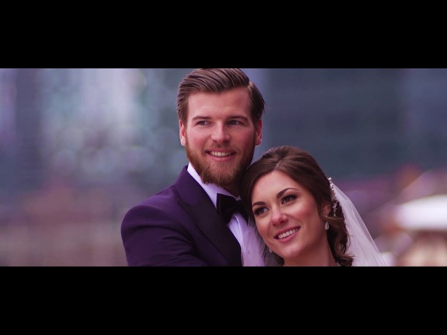 Erica + Tom   Toronto 2019 Steam Whistle Brewery Wedding Highlight Video