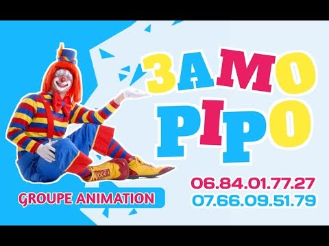 احلى الأوقات مع عمو بيبو groupe animation 3amo pipo