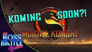 Mortal Kombat Kollection Online COMING SOON?!