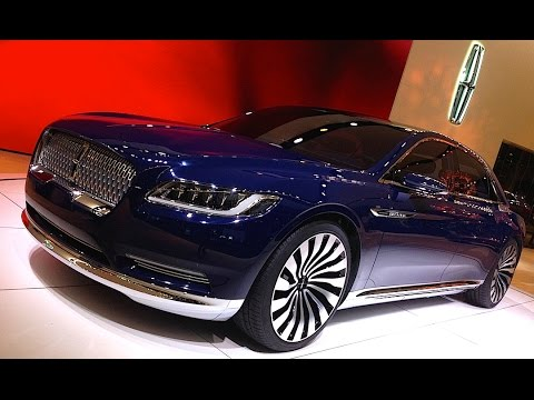 lincoln continental concept 2015 new york auto show ask. Black Bedroom Furniture Sets. Home Design Ideas