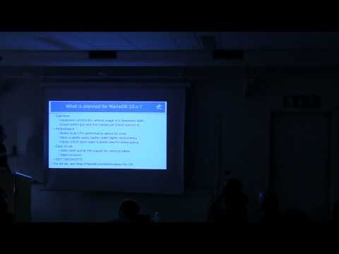Michael Monty Widenius: The MySQL and MariaDB story