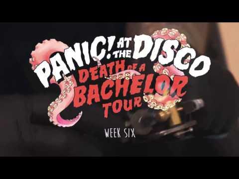 Panic! At The Disco - Death Of A Bachelor Tour (Week 6 Recap)