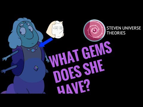 WHAT GEMS MAKE UP FLUORITE?- Steven Universe Theories